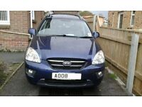 LOW MILAGE 2008 Kia Carens 7 Seater Automatic Diesel Good Runner with long mot
