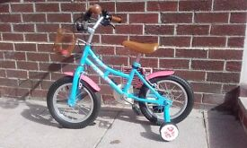 Dawes Lil Duchess Girls 16 inch Bike
