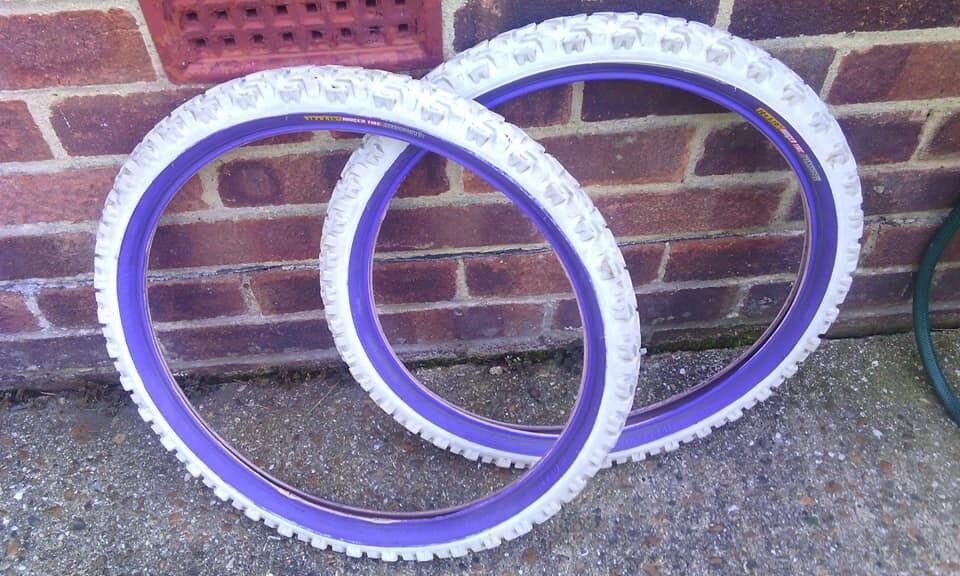 BMX Tyres 20 X 210 Walmer