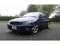 catagory d lexus is200 sport 6 months mot