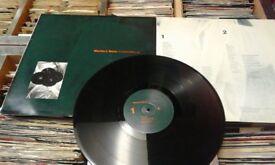 Martin L Gore – Counterfeit E.P, VG, released on Mute in 1989, Depche Mode, Electro Dance Vinyl LP