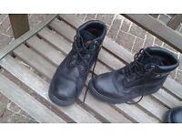Men's steel toe capped boots