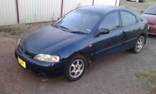 1995 Ford Laser Manual Hillston Carrathool Area Preview
