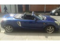 Toyota MR2 Roadster japanese import 1.8vvt