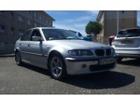 2004 54 Bmw 318i Es Very Low Mileage At Only 69,836
