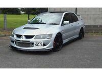 very cheap evo 8 full mot strictly NO OFFERS !