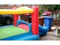 little tikesjumpandslide junior bouncy castle