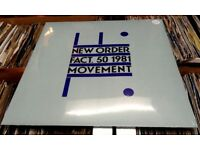 New Order – Movement, brand new n sealed, reissued, Joy Division Post Punk Alternative