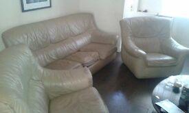 Sofa + 2 armchairs