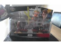 Star Wars Disney infinity figures PS3