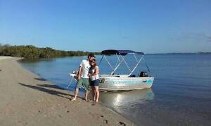 Boat Hire Brisbane and Moreton Bay Full service Lota Brisbane South East Preview