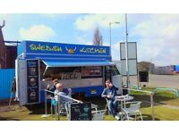 Catering trailer Guaranteed Investment opportunity, Equipment Job with Staff fully leased