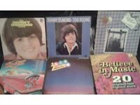 vinyl records different artist albums and more