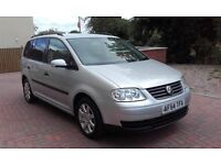 VW TOURAN S 1.9TDI ONLY DONE 76K