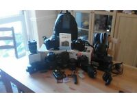 Complete Photography Digital Camera Kit - Canon DSLR 7D and 500D