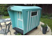 Gypsy/Romany kids playhouse