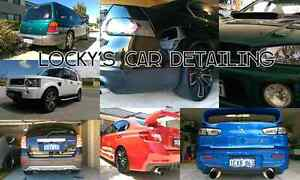 Locky's Car Detailing - All Cars/4x4s $100 (inside and out) Baldivis Rockingham Area Preview