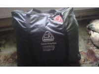 king size sleeping bag used