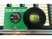 The Beatles – Ballad of John and Yoko / Old Brown Shoe, VG, EMI reissue, released in 1976.