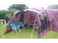 Luxury tent for rent Dunserverick