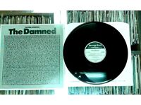 The Damned, tracks from a John Peel sesh, released in 1986.