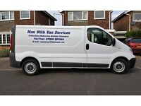 Man with van services - Corby, Kettering & surrounding areas