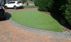 Four Oaks Driveways & Patios | Paving & Tarmac in Birmingham. (Slabbing, Fencing, Turfing)