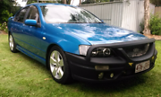 XR6 Ford BF MkII 2006 Morayfield Caboolture Area Preview