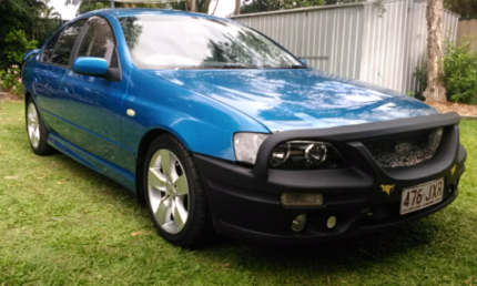 XR6 Ford BF MkII 2006