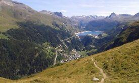 Experienced Painter & Decorator in Tignes, Beautiful French Alps, immediate start. Bike Mecca!