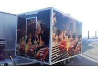 Catering Trailers, used for sale  West Midlands