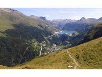 Experienced Carpenter in Tignes, Beautiful French Alps, immed start. Bike Mecca!