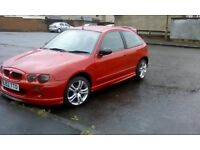 Mg zr 1.4... still motd but needs work