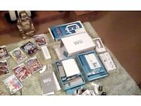 large wii bundle and games