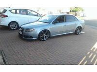 stunning Audi A4 2.0TDI Sline 200+bhp will take serious offers found new car