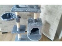 CAT TOWER BRAND NEW BOXED