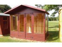 EX DISPLAY SUMMER HOUSE