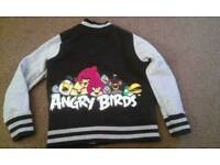 Angry birds jacket 4-5