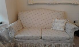 laura ashley seater sofa , £70,ono.