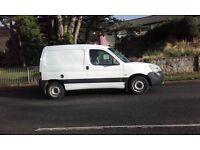 White Citroen Berlingo Van~ 56 plate ~ 1.9cc ~ In VGC