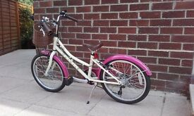 Dawes Lil Duchess Girls Bike 20 inch.