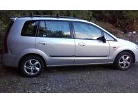 Spares or repair Mazda premacy