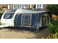 Full Caravan Awning - Harrington 975