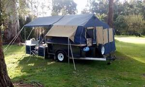 2014 Oztrail Camper 12 Camper Trailer. Excellent Condition! Sunbury Hume Area Preview