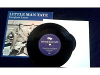 Little Man Tate ‎– European Lover, VG, limited edition 7 inch single Indie Rock Vinyl