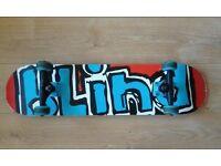 BLIND skateboard for sale. few scratches but not many. selling for £60 bought it for £80