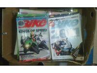 50+ BIKE magazines