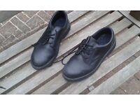 Steel toe capped shoes men's