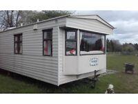 Static Geneva Caravan For Sale