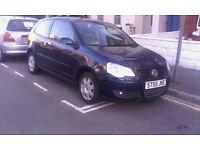 vw polo 12 low milage 56000